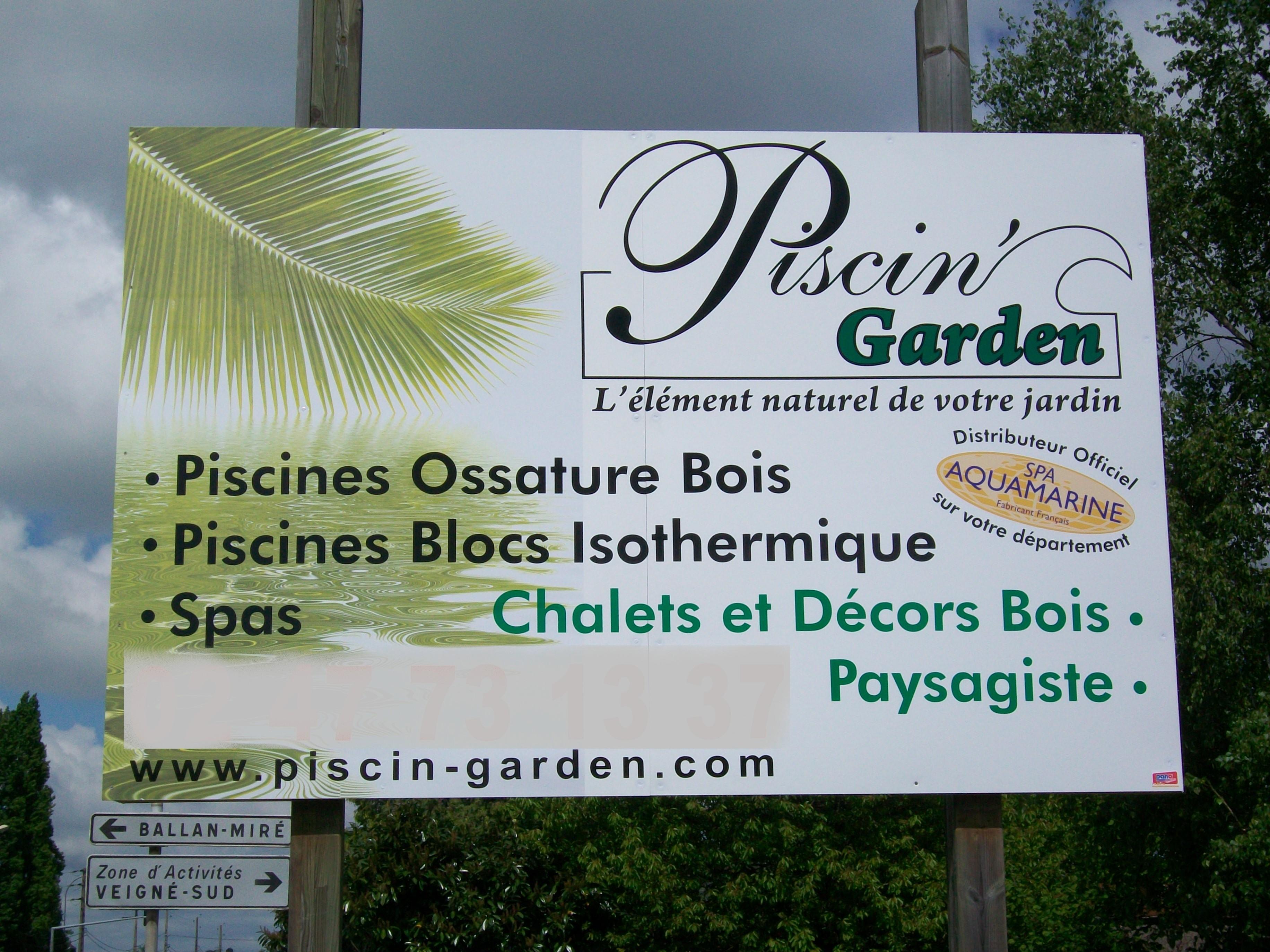 Panneau publicitaire pano for Panneau exterieur publicitaire