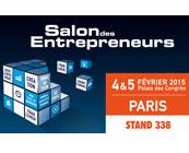 Paris 2015 Entrepreneur trade fair