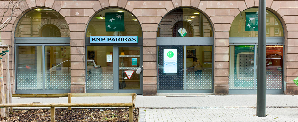 Nouveau concept BNP Paribas