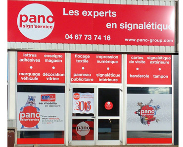 Agence PANO Montpellier Mauguio