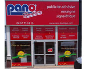 Nouvelle agence PANO Boutique à Montpellier Mauguio