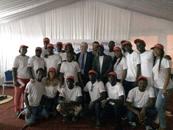 Inauguration à Dakar