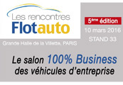 PANO Global Sign'Service participe à FLOTAUTO 2016