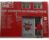 Inauguration nouvelle agence PANO Sousse / Tunisie