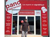 Inauguration agence PANO Marseille Saint-Pierre