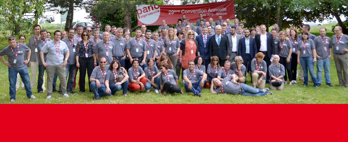 29ème Convention Annuelle PANO à Beaune