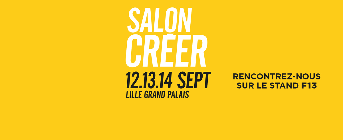 Salon CREER à Lille