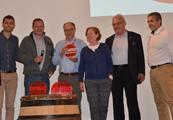 Trophée PANO 2016 – Concessionnaire de l'année au Benelux