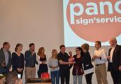 Trophée PANO Global Sign'Service 2016