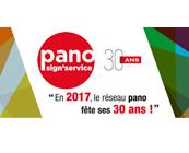 30ème anniversaire du réseau de signalétique PANO