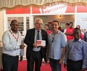 Nouvelle agence PANO à Djibouti