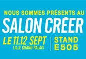 Salon Créer Lille 2017