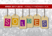 Soldes Hiver 2017/2018