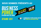 Salon Créer Lille / Business Power 2018
