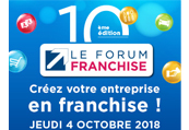 Salon Forum Franchise Lyon 2018
