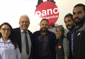 Inauguration PANO Ben Arous