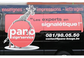 Une nouvelle agence en Belgique