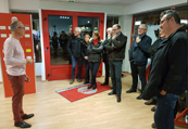 Inauguration PANO Caen Ouest