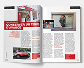 Article presse PANO – GF Magazine