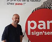 Nouvelle agence PANO à Bourg-en-Bresse