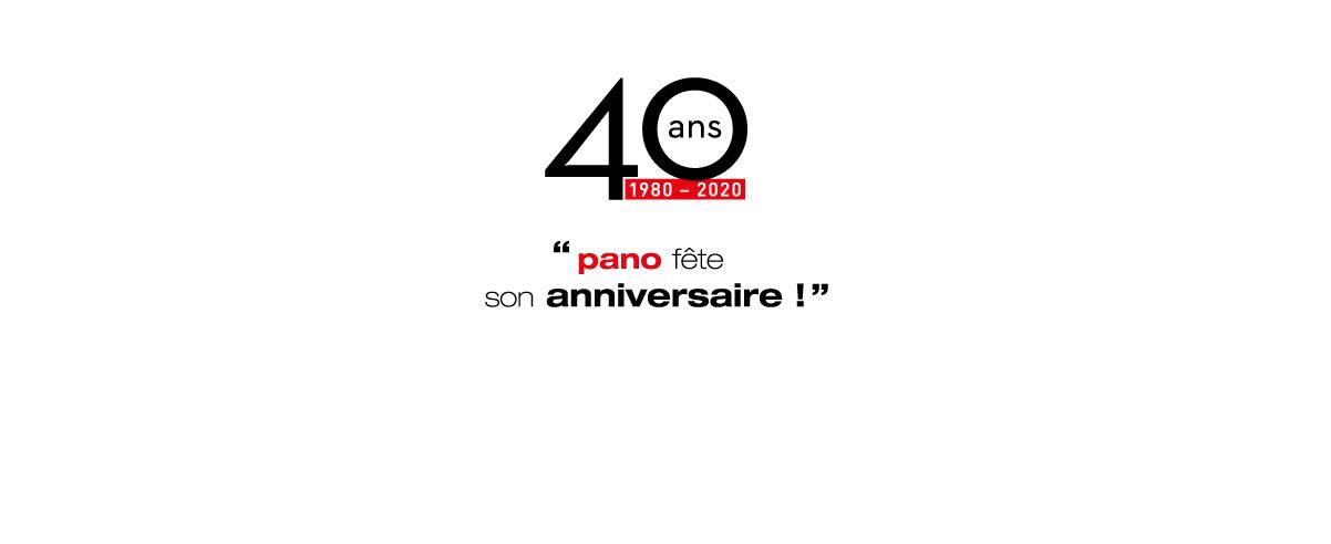 40 ans PANO