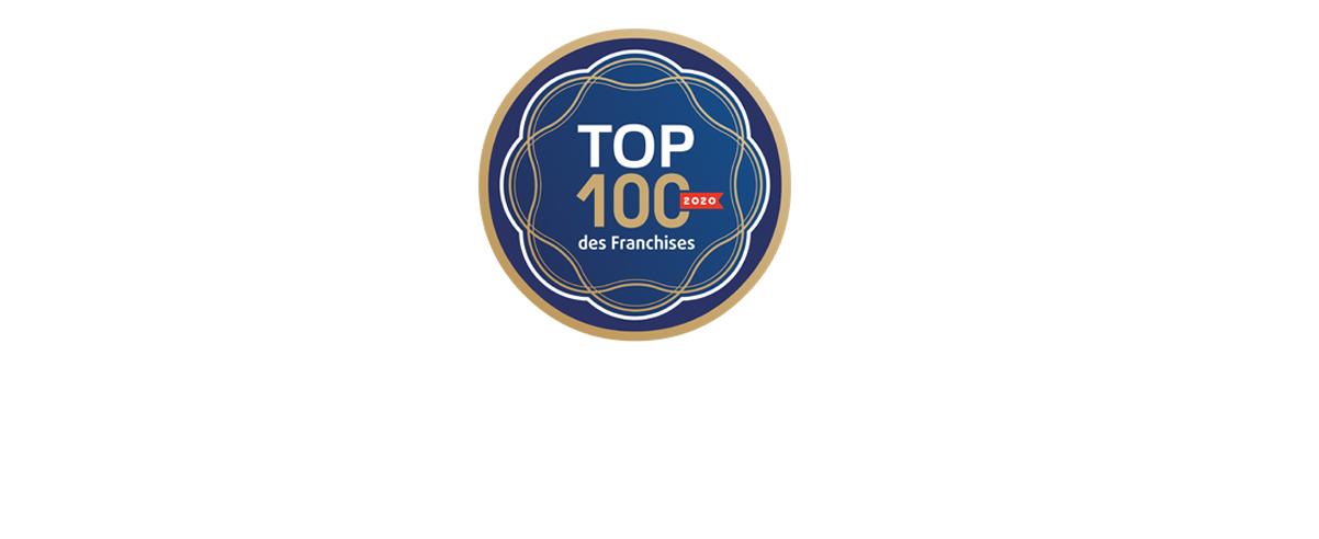 PANO dans le Top 100 des Franchises en France